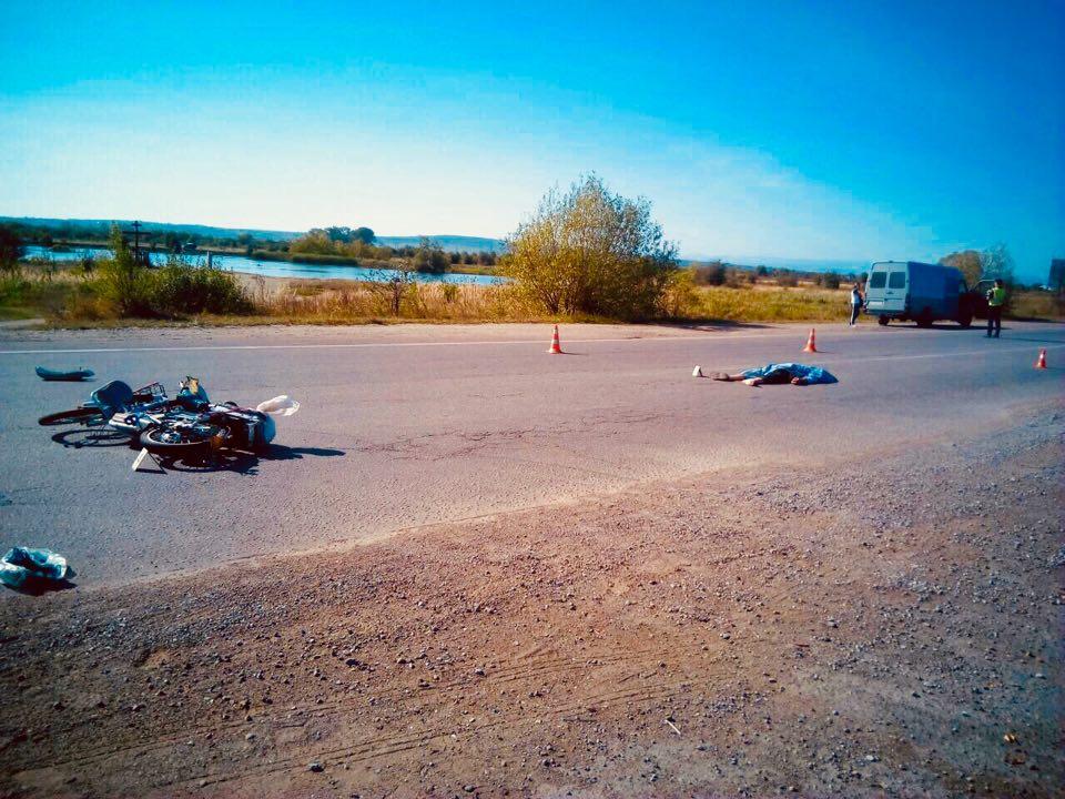З'явився відеозапис смертельної ДТП на виїзді з Калуша (ВІДЕО)