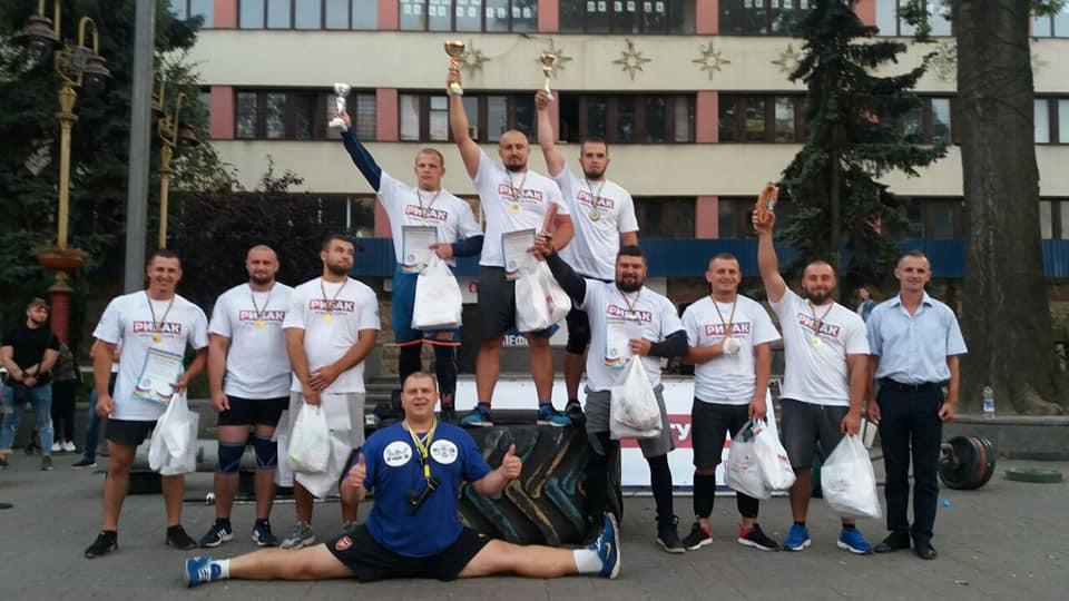 У центрі Франківська провели богатирський турнір (ФОТО)
