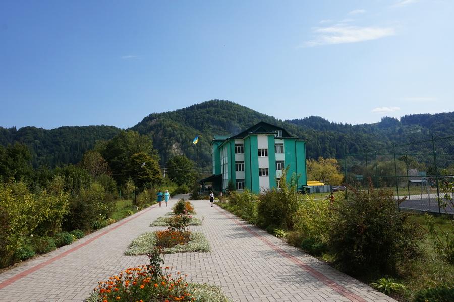 У найвисокогірнішій ОТГ Прикарпаття запрацювала опорна школа (ФОТО)