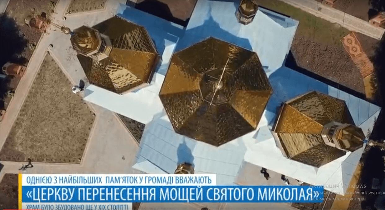 Старовинну дзвіницю відновили у селі на Коломийщині (ВІДЕО)