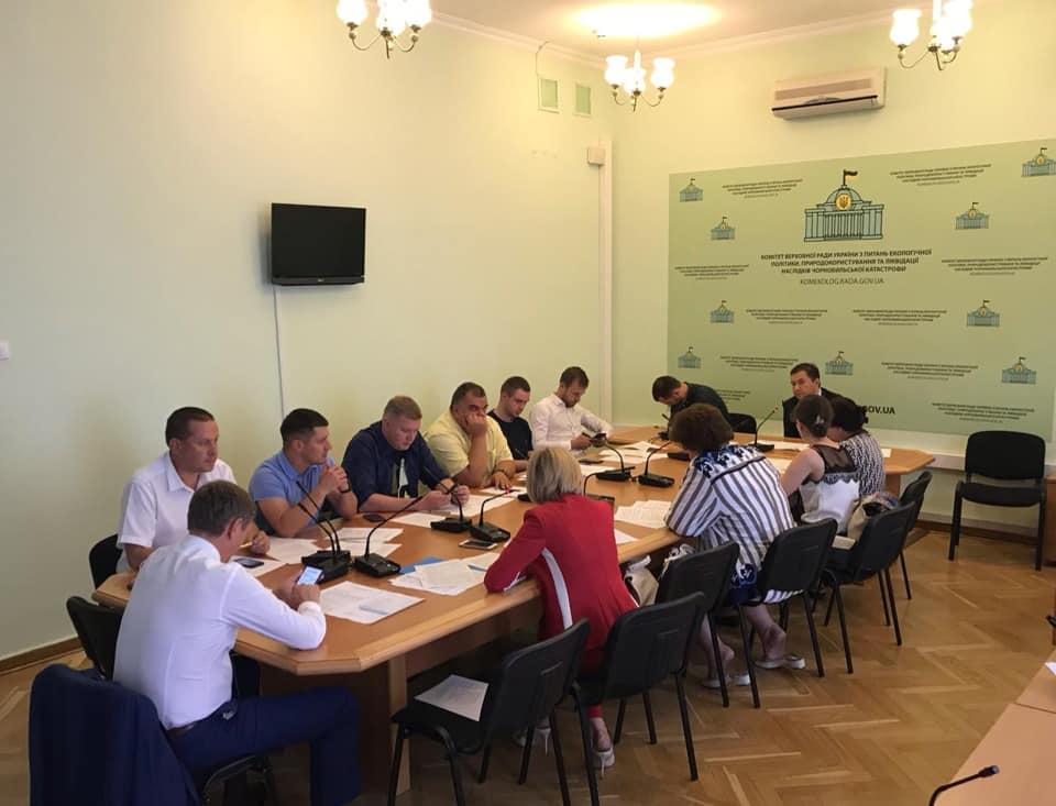 Прощук пояснив, чому пішов працювати в екологічний комітет і хоче привезти нардепів на Домбровський кар'єр