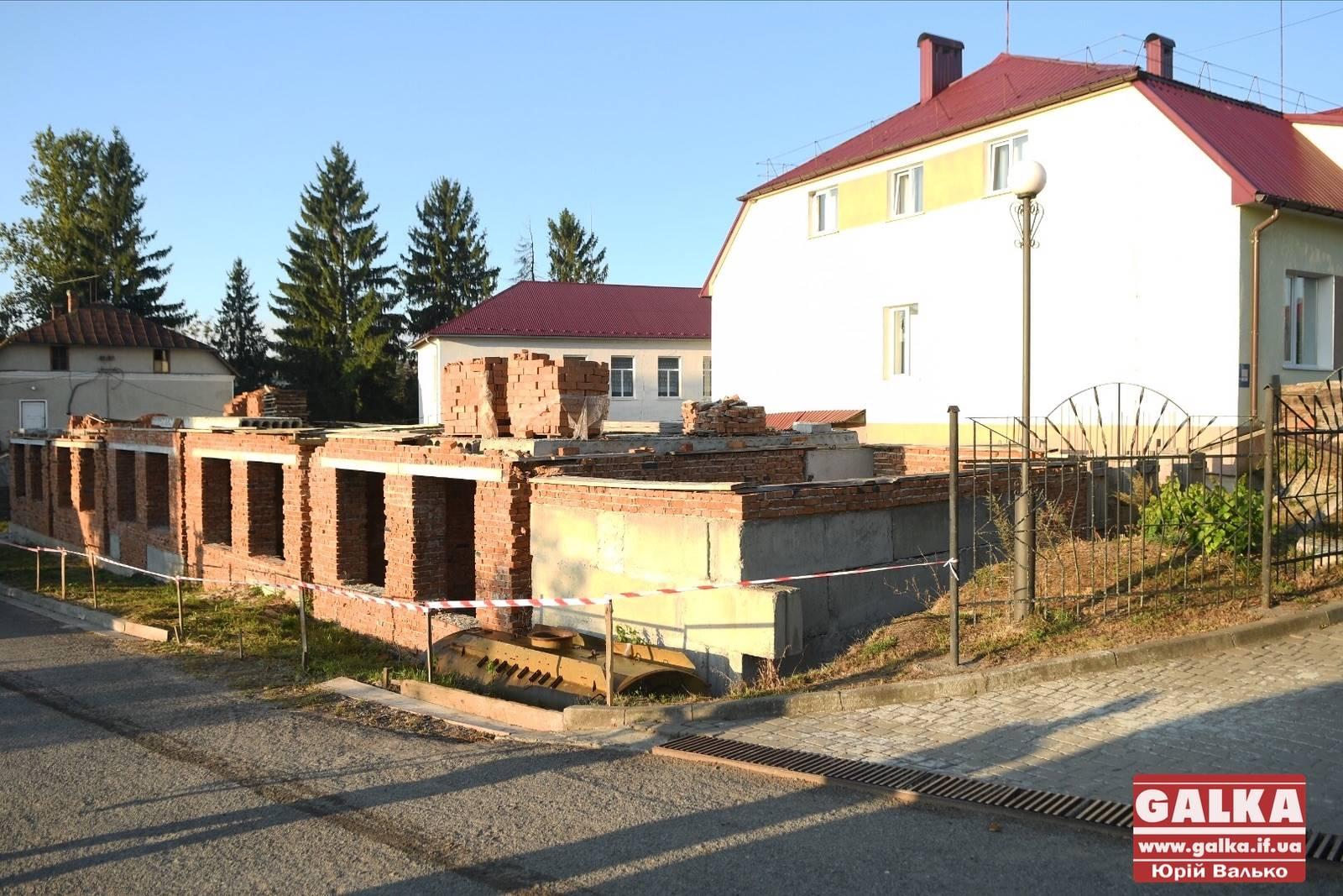 Реабілітаційна школа для дітей з порушеннями рухового апарату на Рогатинщині чекає нового корпусу (ФОТО)