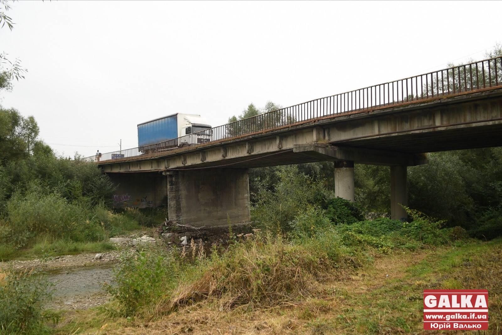 Через аварійний міст на Косівщині рух дорогою держзначення під загрозою паралізування (ФОТО)