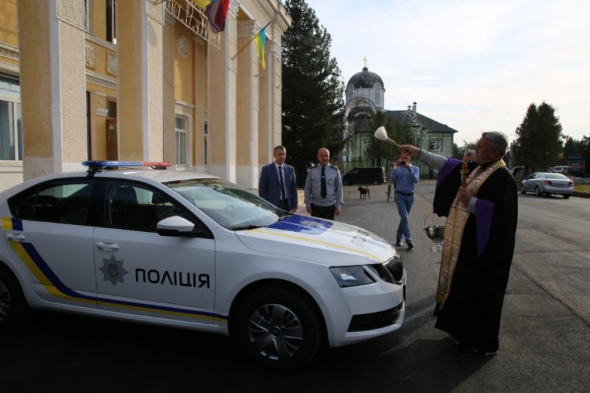 У Брошнів-Осадській ОТГ відкрили поліцейську станцію (ФОТО)