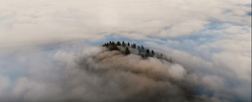 Як виглядає Україна з висоти пташиного польоту (ВІДЕО)