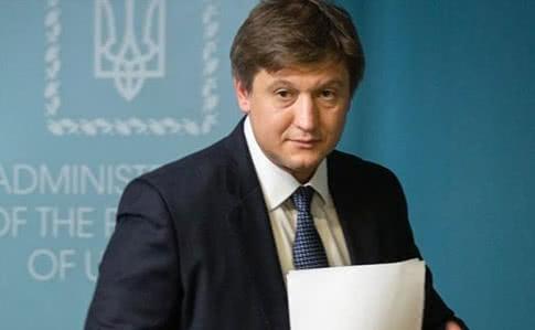 Секретар РНБО Данилюк подав у відставку