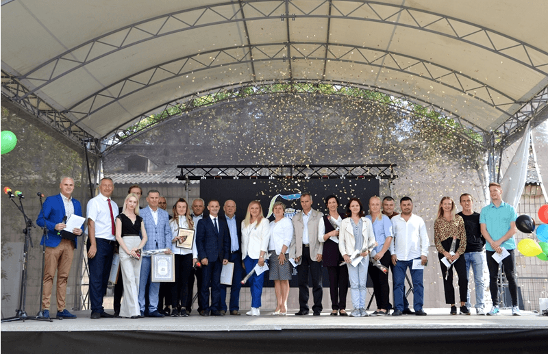Ветеранів спорту відзначили в Івано-Франківську (ФОТО)