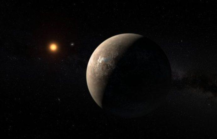 Американські астрономи знайшли Супер Землю – планету, умови на якій придатні для життя (ФОТО)