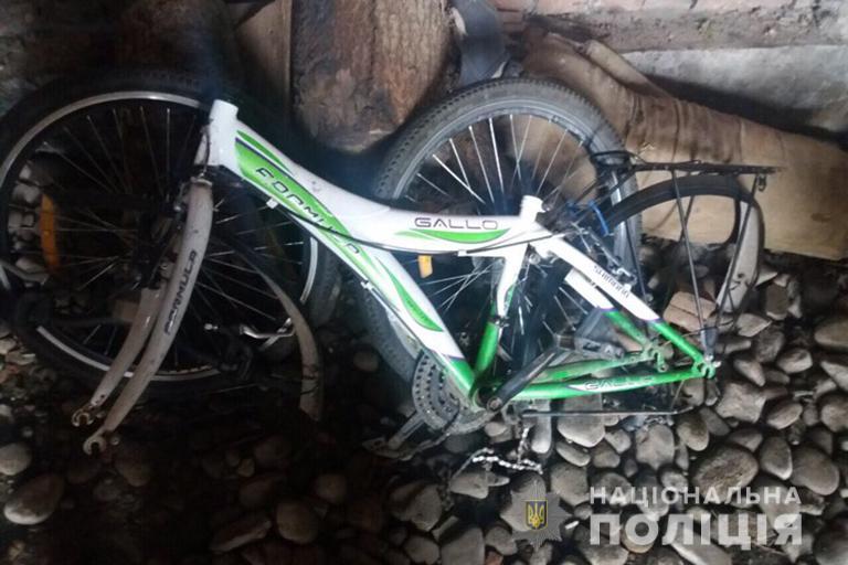 У Коломиї спіймали серійного крадія велосипедів