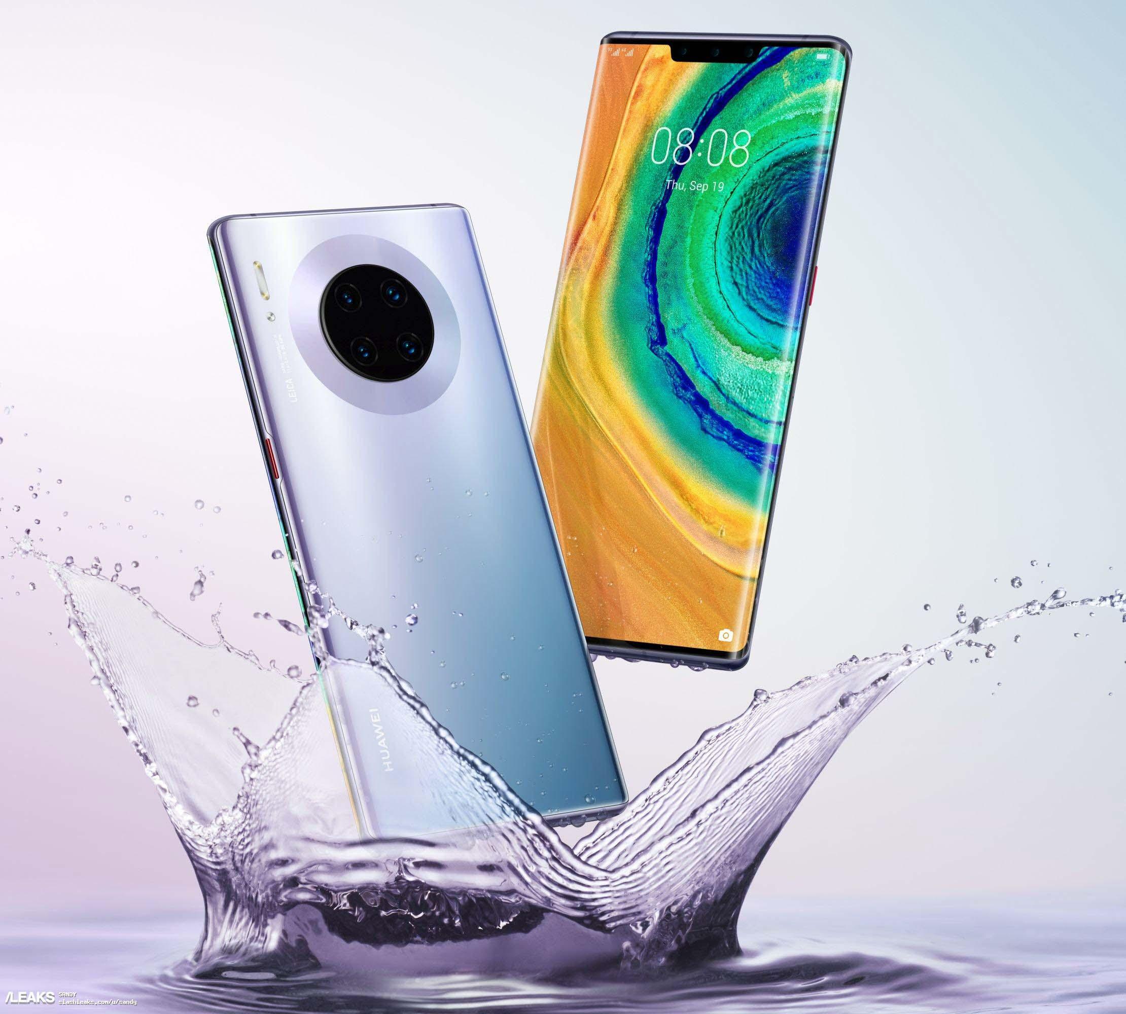 Вбивця всіх. У мережі з'явилися перші світлини нових смартфонів Huawei Mate 30  (ФОТО)