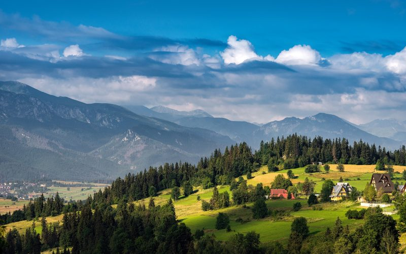 Найкрасивіші веломаршрути Карпатами: локації для мандрівки
