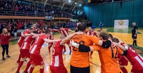 """Франківський """"Ураган"""" виграв Суперкубок України"""