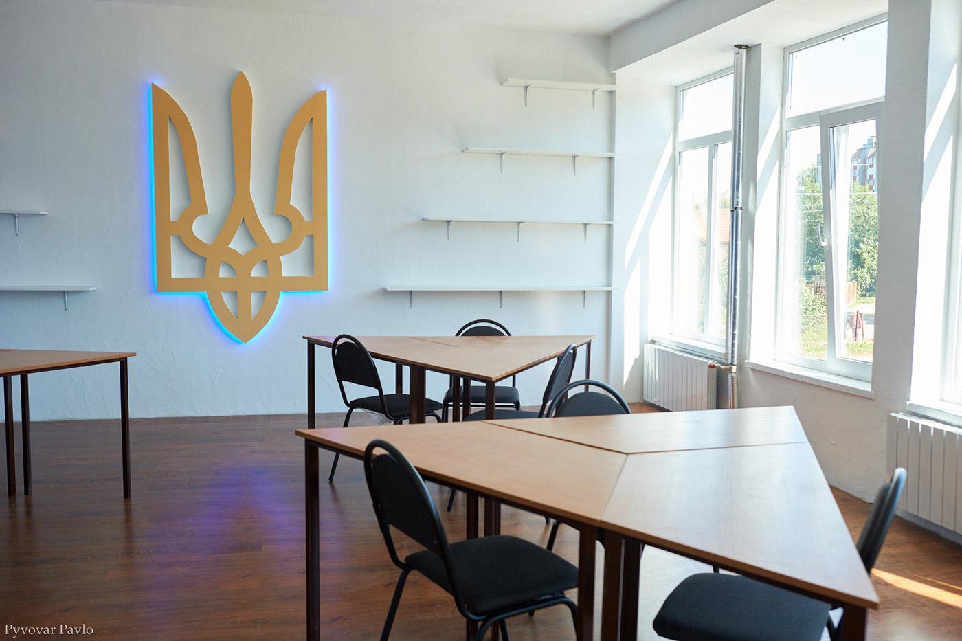 У школі-гімназії №3модернізують майстерню трудового навчання (ФОТО)