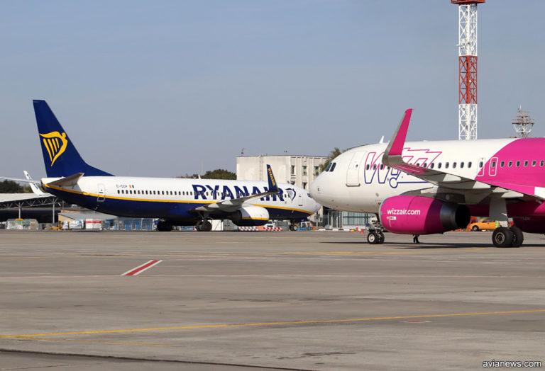 Ryanair теж полетить зі Львова до Будапешта