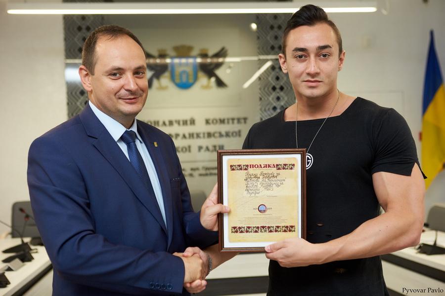 Лікар-інтерн франківського медуніверситету став призером чемпіонату світу з бодібілдингу (ФОТО)