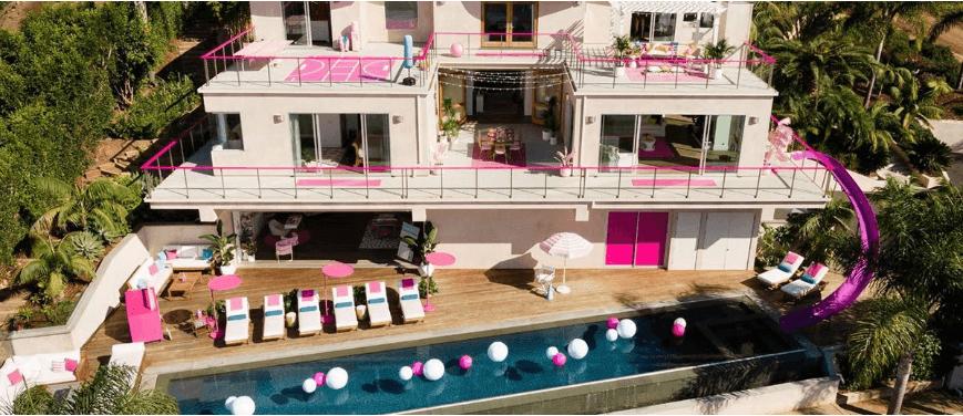 На Airbnb можна буде орендувати будинок Барбі