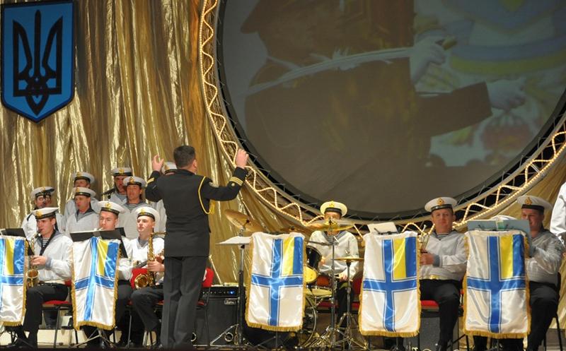 Городенківщину із концертною програмою відвідали військові музиканти з Одеси