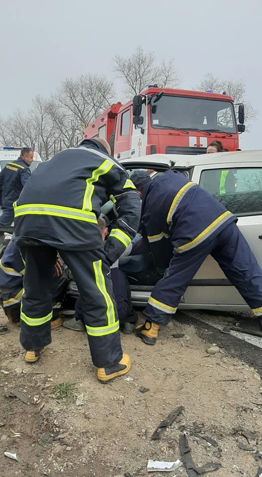 На дорозі Калуш-Долина вранці сталася смертельна ДТП (ФОТО)