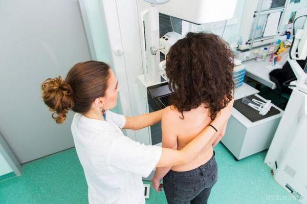 Франківок кличуть пройти обстеження на рак грудей