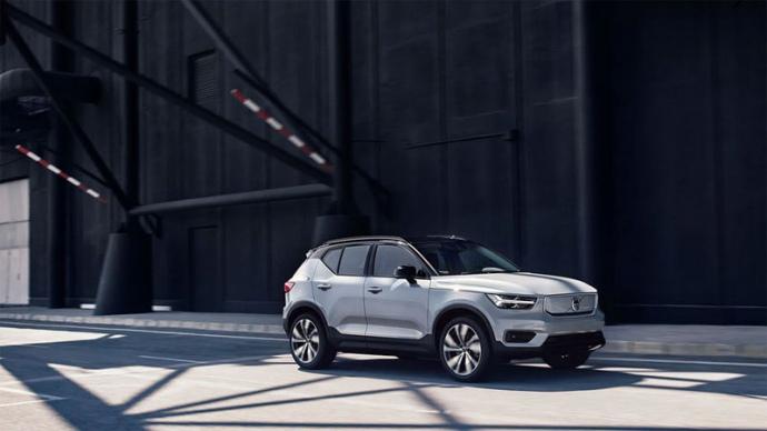 Volvo представила свій перший електромобіль (ФОТО)