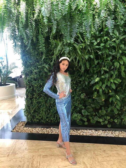 Юна франківка завоювала титул на конкурсі краси на Канарах (ФОТО)
