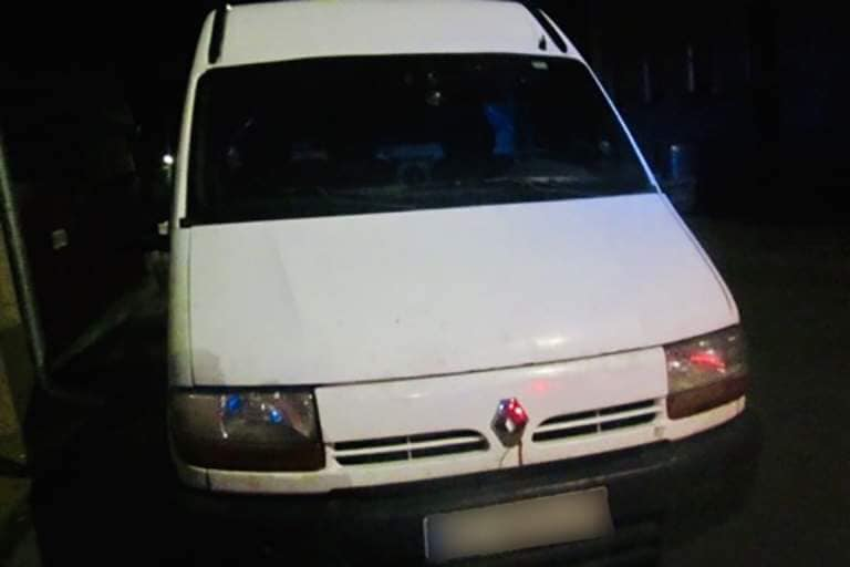У Коломиї нетверезий водій перевозив пасажира з наркотиками (ФОТО)
