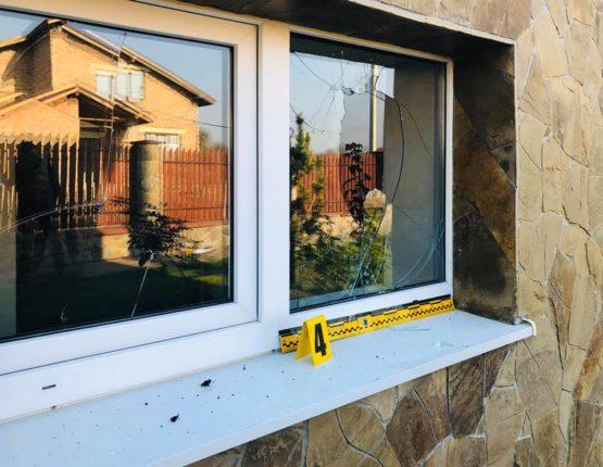 Вночі на подвір'я родини в приміському селі кинули гранату (ФОТО)