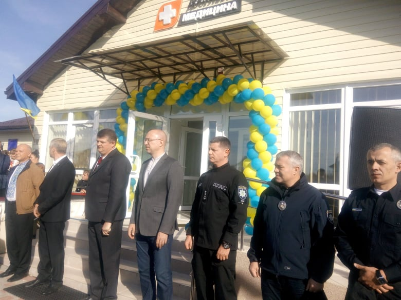 В Угринівській ОТГ відкрили амбулаторію групової практики сімейної медицини