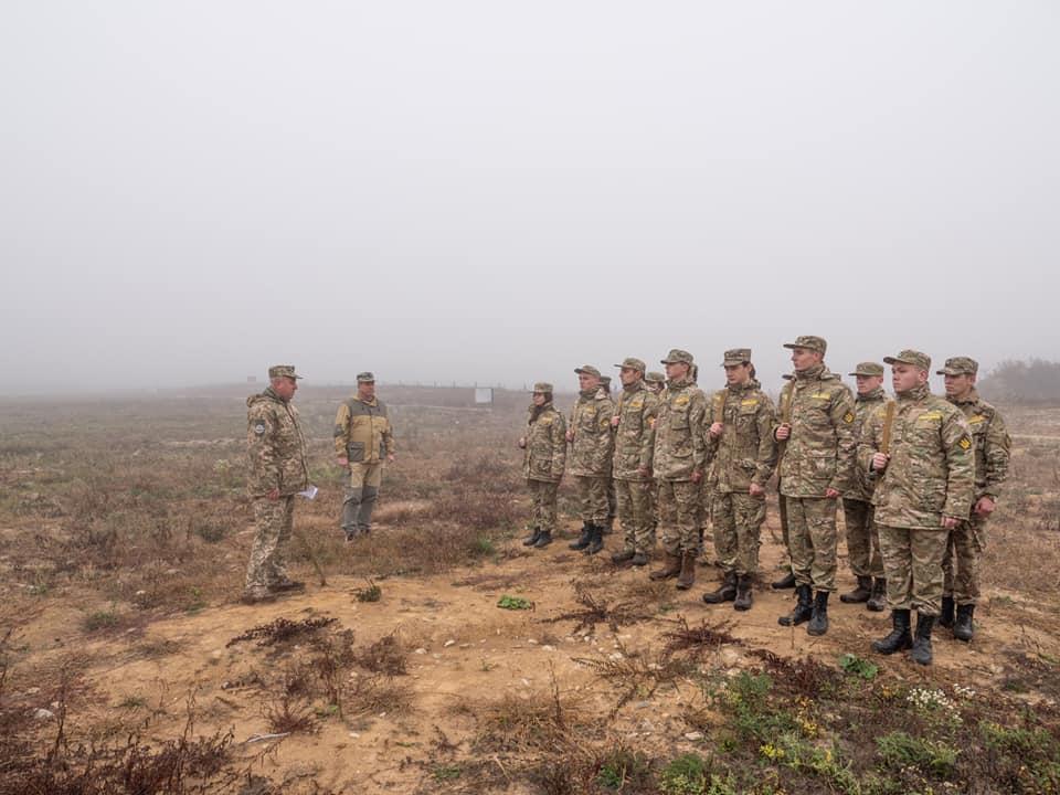 Навіть туман не завадив: на Прикарпатті провели всеукраїнський стрілецький день (ФОТО, ВІДЕО)