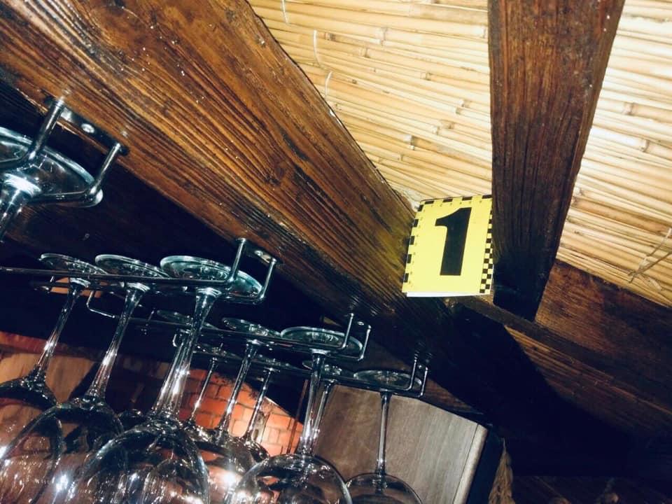 У Франківському ресторані відвідувач вчинив стрілянину: не хотів закриття закладу (ФОТО)