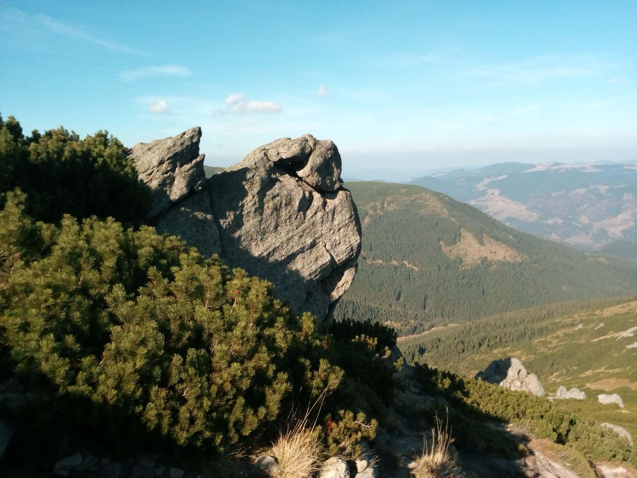 Химерні, але мальовничі: світлини прикарпатських скель оприлюднили у мережі (ФОТО)