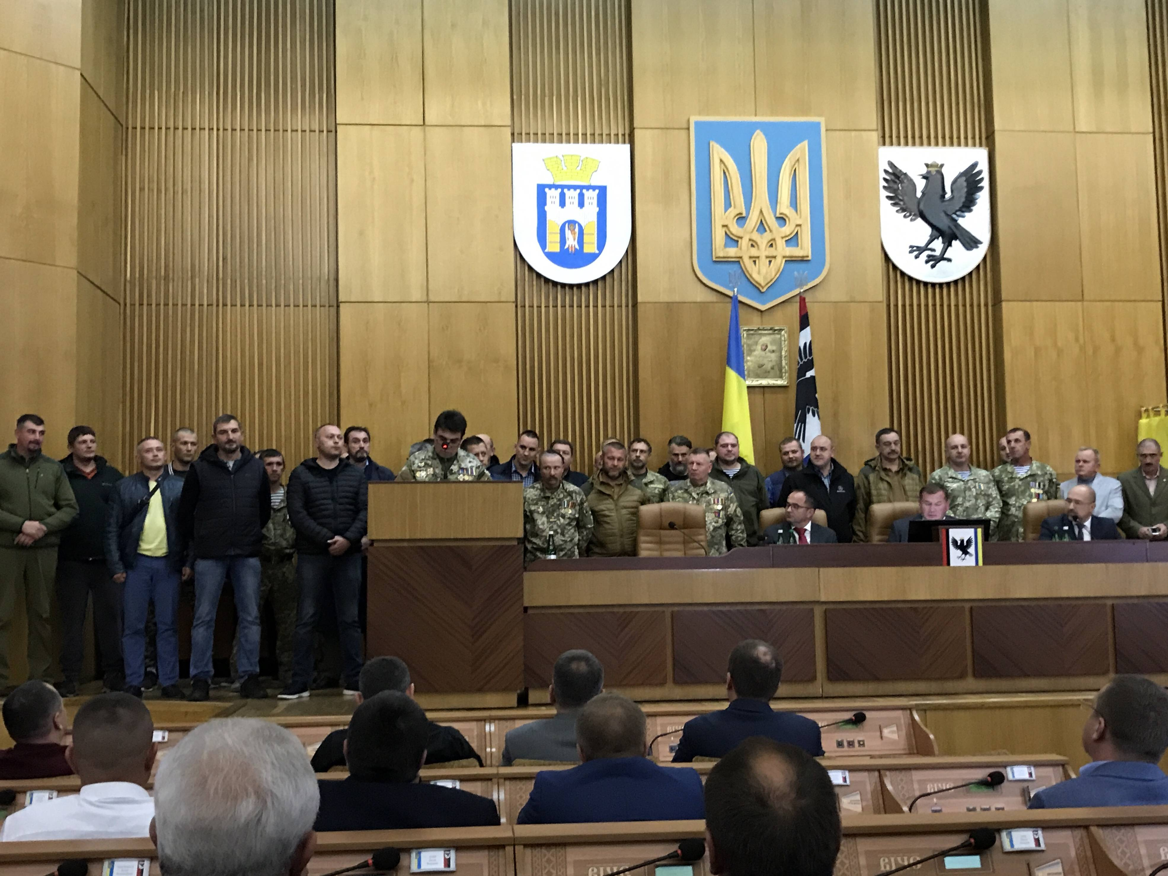 Проти «формули Штайнмаєра»: прикарпатські депутати підготували звернення до Зеленського (ФОТО)