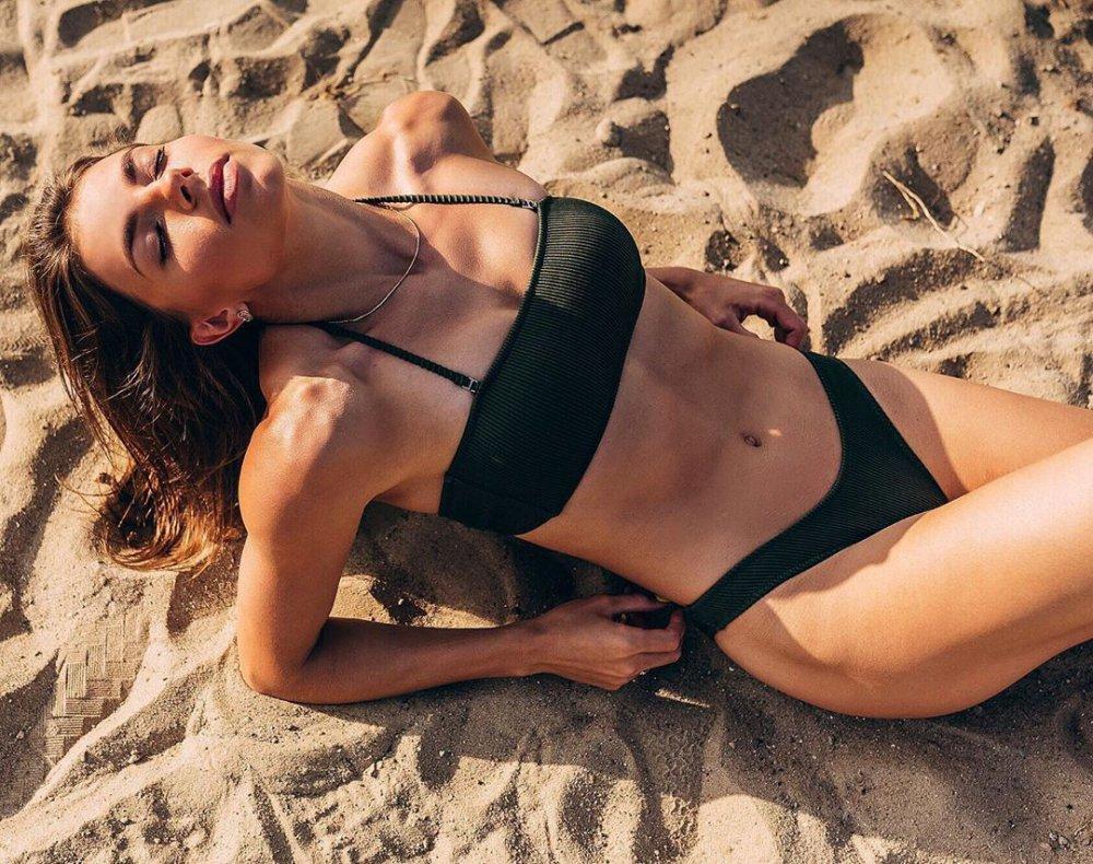Фото українки, яку називають найсексуальнішою легкоатлеткою світу