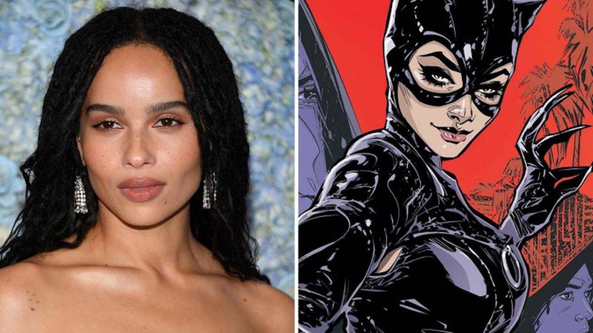 """Стало відомо, хто зіграє Жінку-кішку в новому """"Бетмені"""""""
