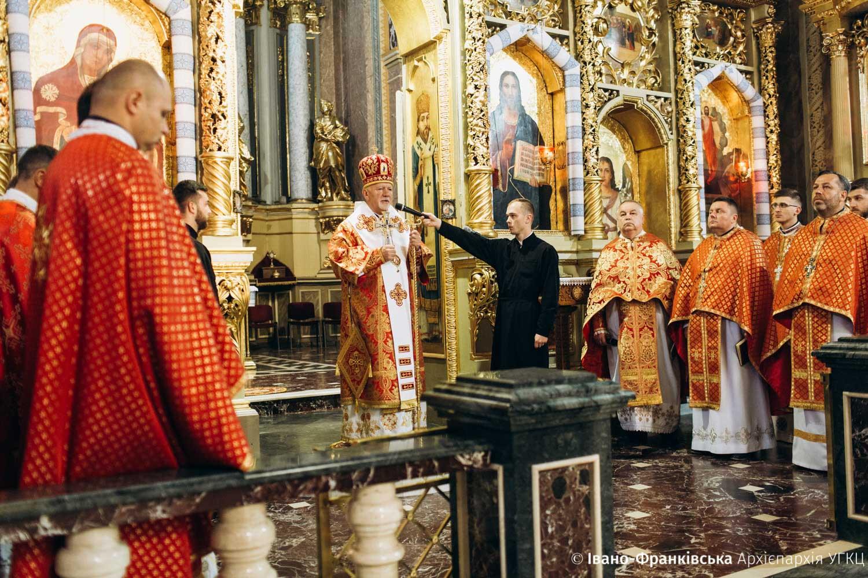 Франківці молитвою вшанували 140 років від дня народження Владики Івана Лятишевського (ФОТО)