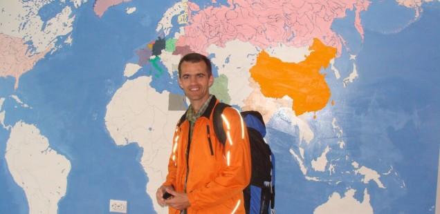 Мандрівник із Косівщини відвідав понад 130 країн світу (ВІДЕО)