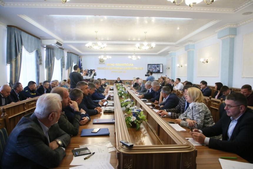 """""""Коломийщина – лідер щодо впровадження реформи децентралізації влади"""" – Марія Савка"""