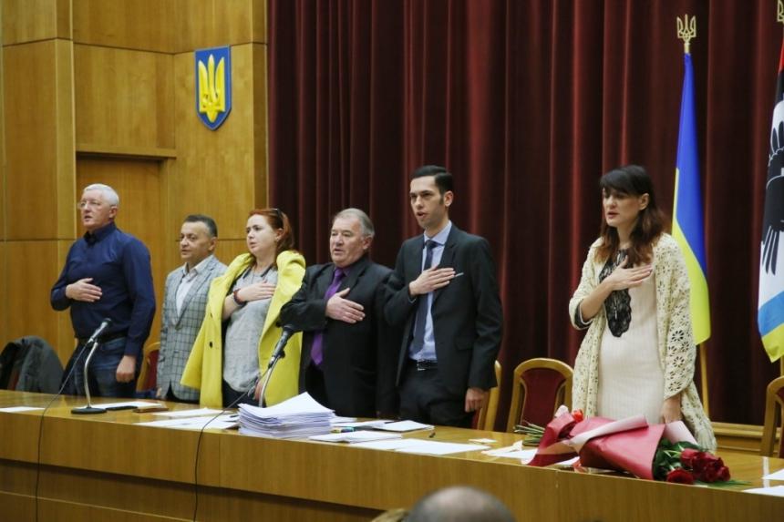 При облдержадміністрації оновили громадську раду
