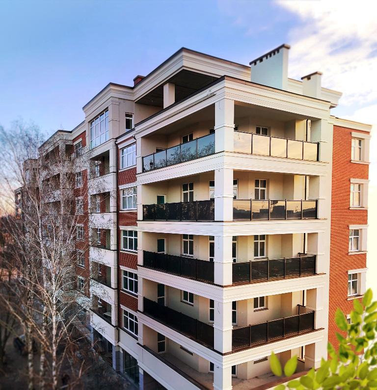 Франківським ріелторам презентували перший у місті клубний будинок еліт-класу (ФОТО)