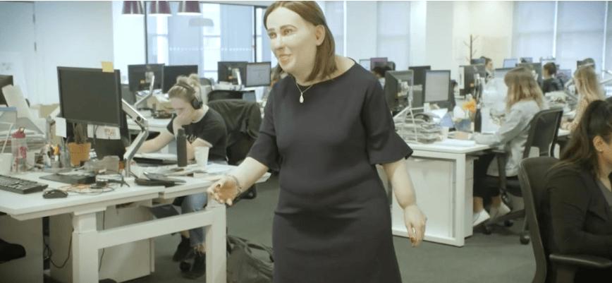 Вчені показали, як можуть виглядати офісні працівники через 20 років (ВІДЕО)