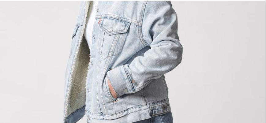 Google і Levi's випустили куртку, що може відповідати на дзвінки і робити селфі (ФОТО)
