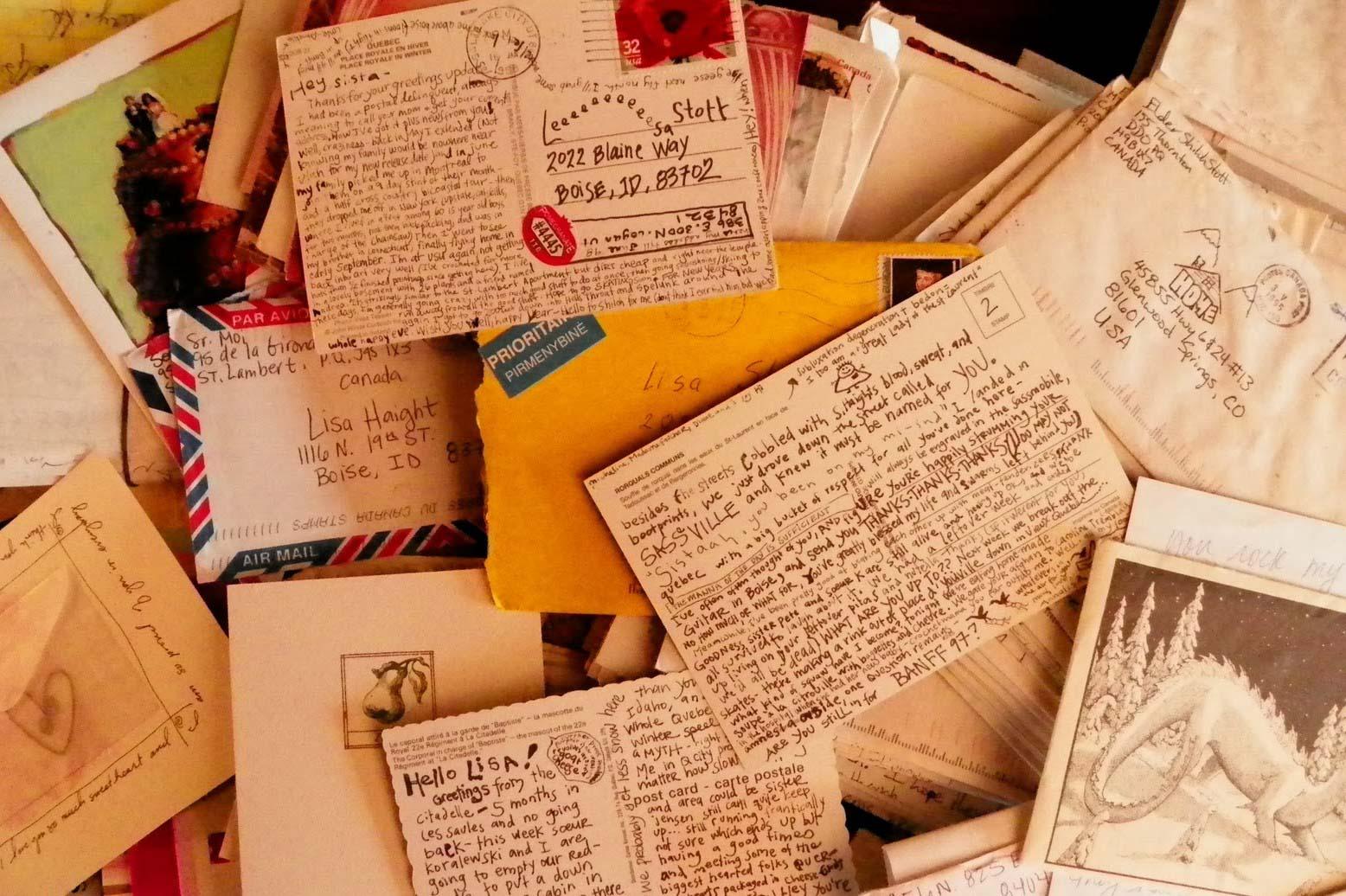 Цьогоріч прикарпатці надіслали більше трьохсот тисяч листів