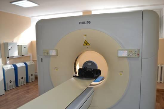 У Верховинській центральній лікарні відкрили кабінет комп'ютерної томографії (ФОТО)
