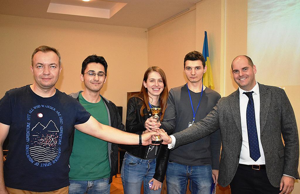 Студенти з Франківська перемогли у Всеукраїнській олімпіаді з розробки комп'ютерних ігор