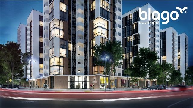 Lite-квартири – новий формат житла у сучасному районі Manhattan