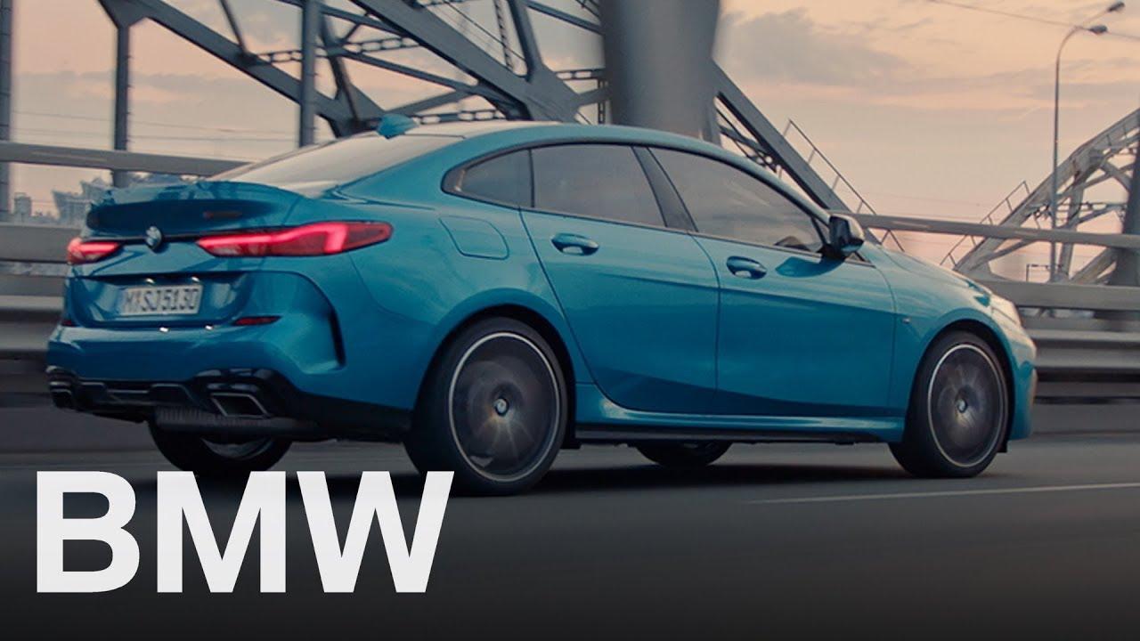 BMW зняли рекламу нового автомобіля у Києві (ВІДЕО)