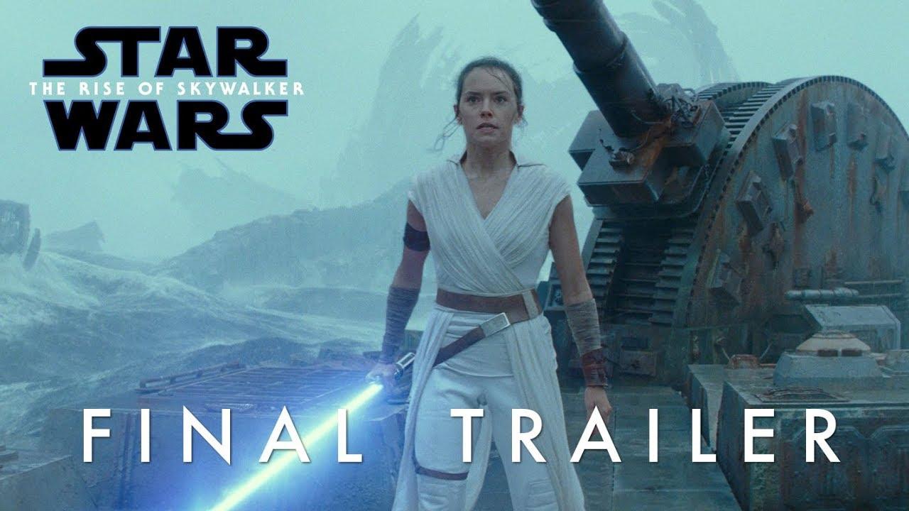 """Вийшов фінальний трейлер дев'ятого епізоду """"Зоряні війни"""" (ВІДЕО)"""