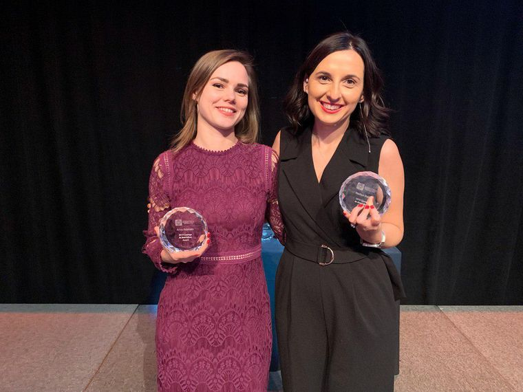 Журналістка родом з Прикарпаття отримала престижну нагороду в США (ФОТО)
