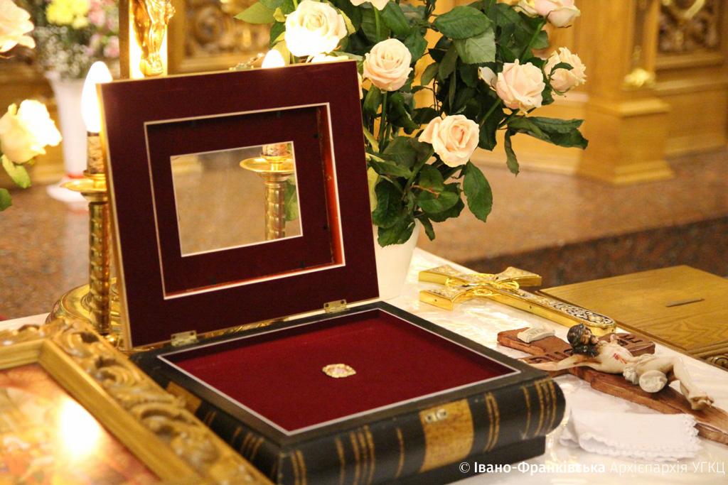 В Івано-Франківську прихожанка викрала мощі з церкви царя Христа