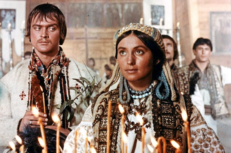 """Фільм """"Тіні забутих предків"""", який знімали на Прикарпатті, увійшов до двадцяти кращих стрічок світу"""